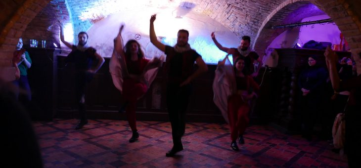 Update: the Dabke Show, a lovely evening