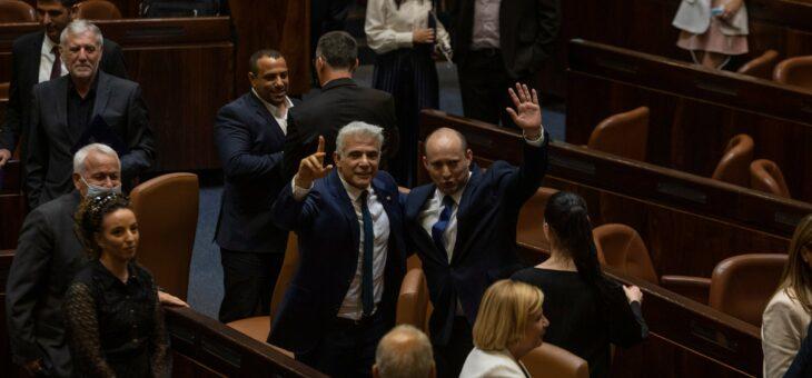 Relations israélo-palestiniennes ; Nouveau gouvernement, nouveaux espoirs de stabilité ?