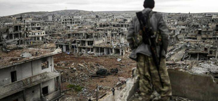 Understanding the Conflict: Syria